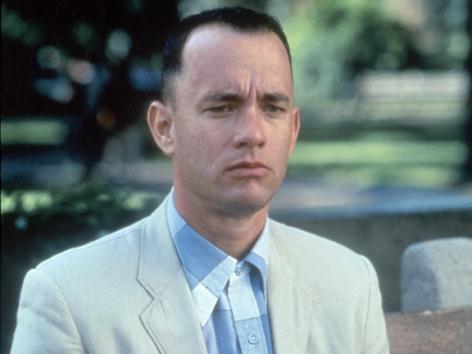 Forrest Gump Tom Hanks © Paramount